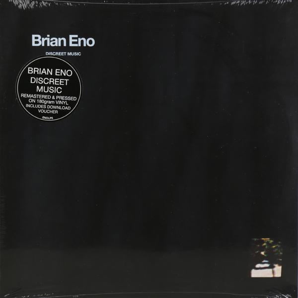 Brian Eno Brian Eno - Discreet Music (180 Gr) недорго, оригинальная цена