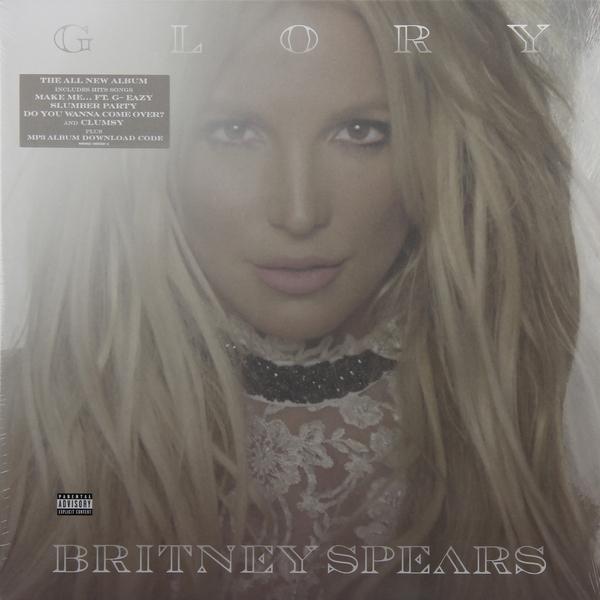 Britney Spears Britney Spears - Glory (2 LP) сандалии britney j