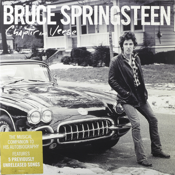 bruce springsteen bruce springsteen working on a dream 2 lp Bruce Springsteen Bruce Springsteen-chapter And Verse (2 LP)