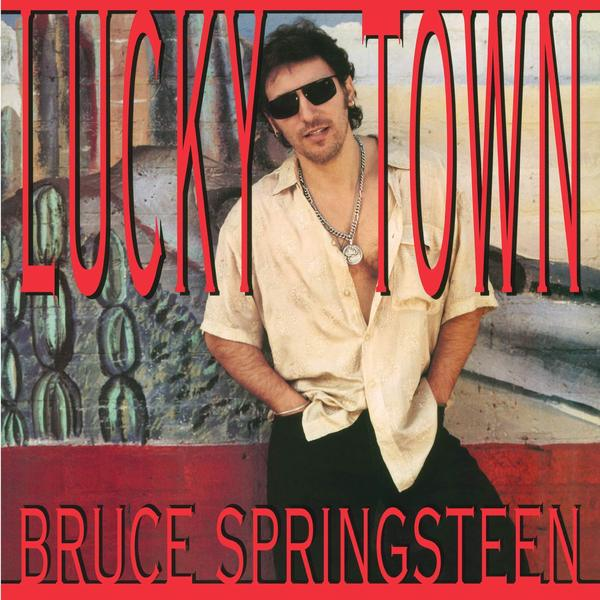 Bruce Springsteen Bruce Springsteen - Lucky Town bruce springsteen bruce springsteen darkness on the edge of town 180 gr