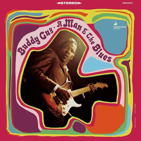 Buddy Guy Buddy Guy - A Man And The Blues the fall guy