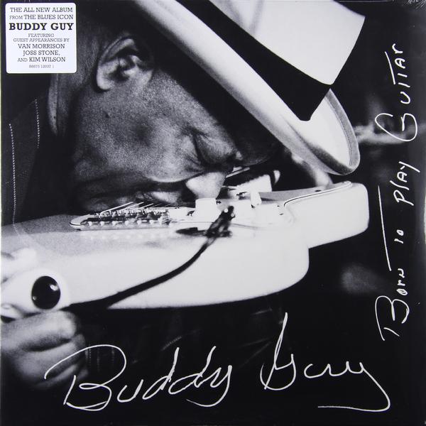 Buddy Guy Buddy Guy - Born To Play Guitar (2 LP) buddy guy buddy guy a man and the blues