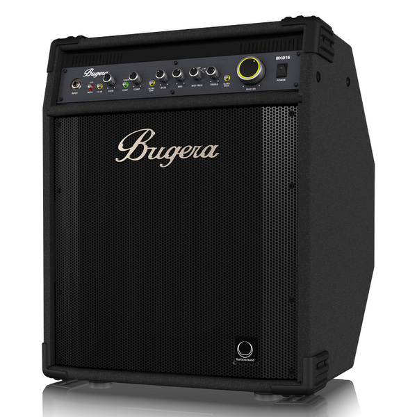 Басовый комбоусилитель Bugera BXD15 басовый усилитель ampeg svt 7pro