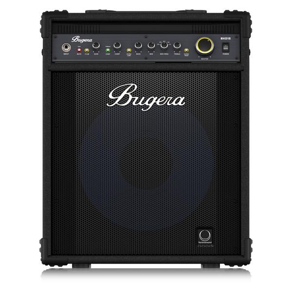 Басовый комбоусилитель Bugera BXD15A басовый усилитель ampeg svt 7pro