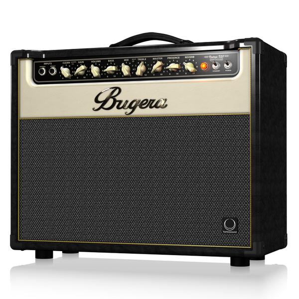Гитарный комбоусилитель Bugera V22 INFINIUM басовый комбоусилитель bugera bxd15a
