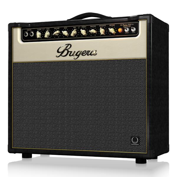 Гитарный комбоусилитель Bugera V55 INFINIUM басовый комбоусилитель bugera bxd15a