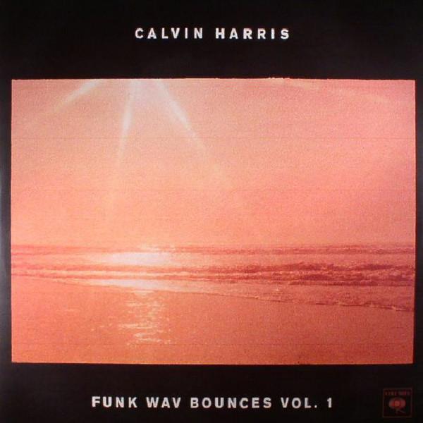 Calvin Harris Calvin Harris - Funk Wav Bounces Vol. 1 (2 Lp, 180 Gr) lawander harris invisible voices spiritual lifestyle vol 2 advantage