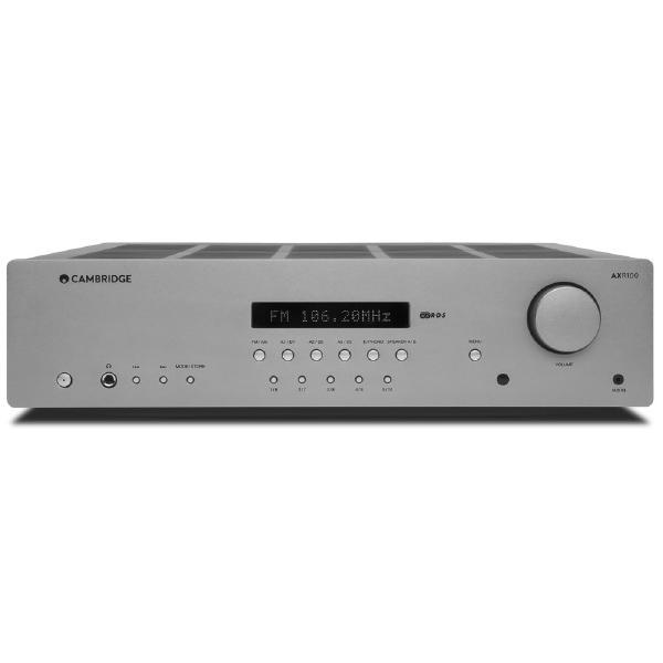 Стереоресивер Cambridge Audio AXR100 Silver 50 pcs 3 5mm male to 2 female rca socket audio splitter converter video audio