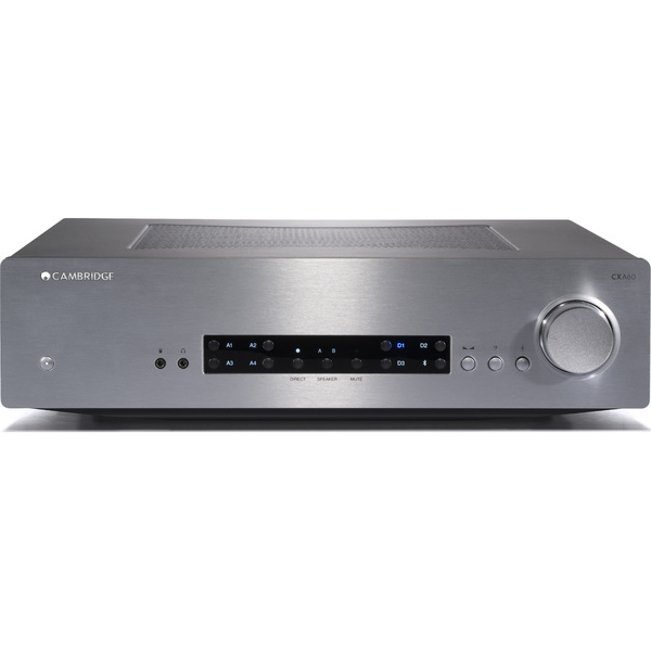 Стереоусилитель Cambridge Audio CXA 60 Silver ножницы 60 4 115 мм konig paul page 2