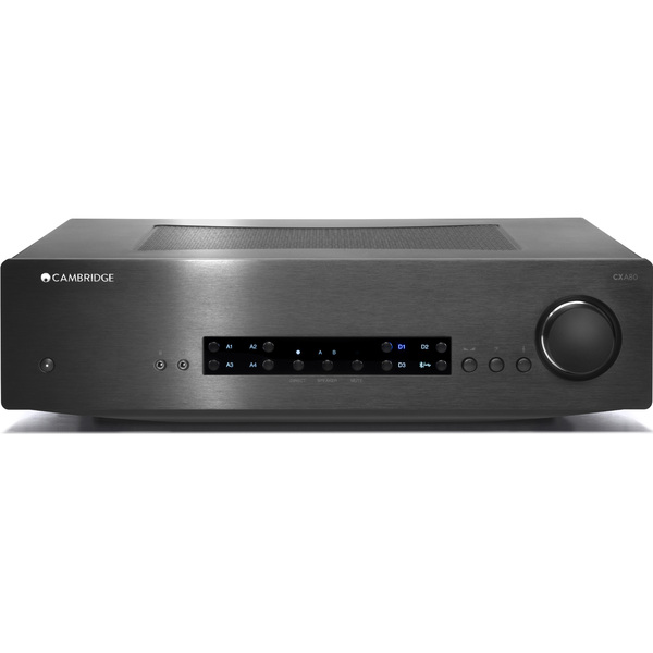 Стереоусилитель Cambridge Audio CXA 80 Black lileng 821 usb powered 3 blade 2 mode fan black 4 x aa