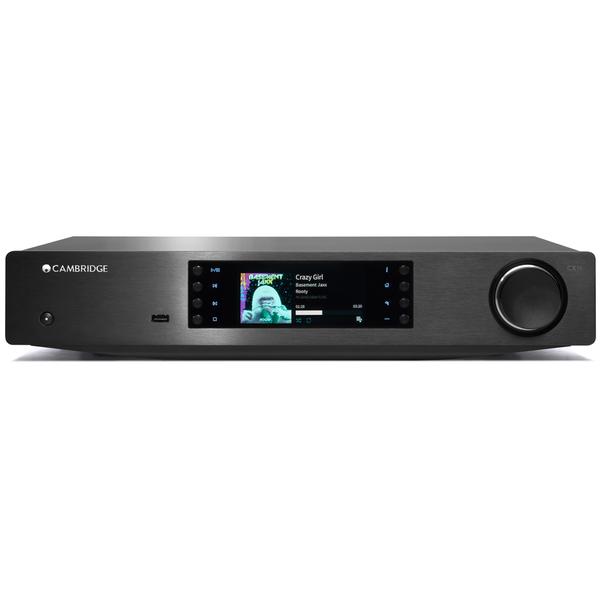 Сетевой проигрыватель Cambridge Audio CXN v2 Black цена и фото