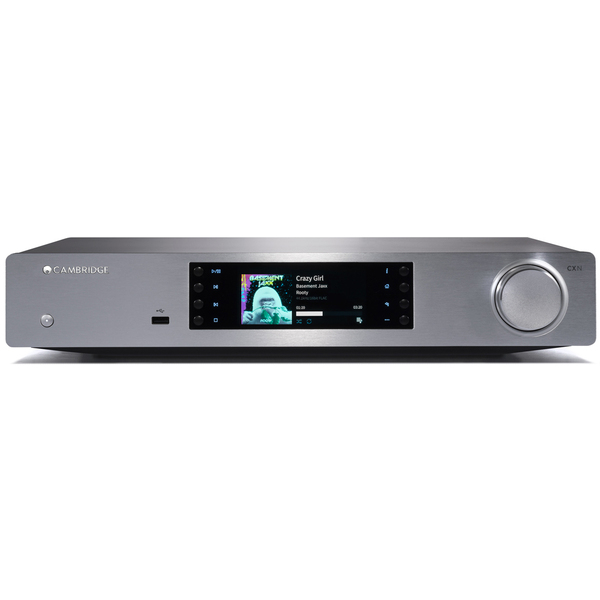 Сетевой проигрыватель Cambridge Audio CXN v2 Silver 50 pcs 3 5mm male to 2 female rca socket audio splitter converter video audio