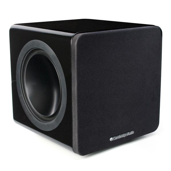 Активный сабвуфер Cambridge Audio Minx X201 Black цена и фото
