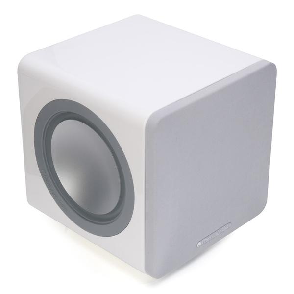 Активный сабвуфер Cambridge Audio Minx X201 White активный сабвуфер mj acoustics windsor piano white page 5
