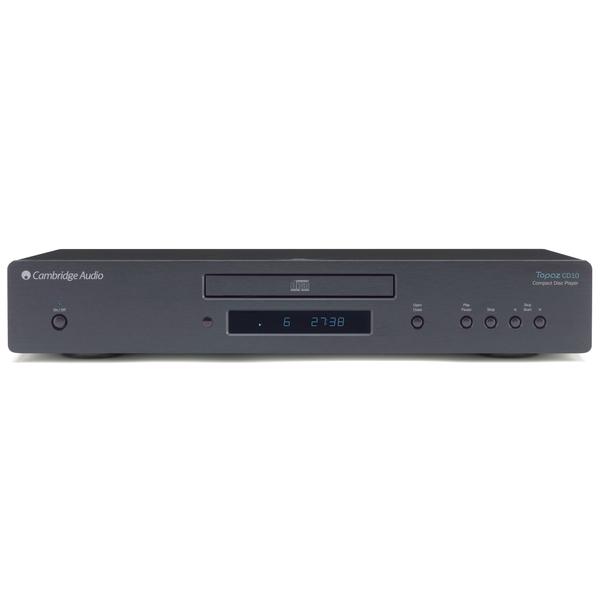 CD проигрыватель Cambridge Audio Topaz CD10 Black (уценённый товар) цена и фото