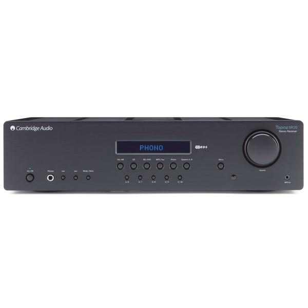 Стереоресивер Cambridge Audio Topaz SR20 Black 50 pcs 3 5mm male to 2 female rca socket audio splitter converter video audio