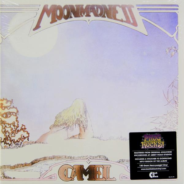 лучшая цена CAMEL CAMEL - Moonmadness (180 Gr)