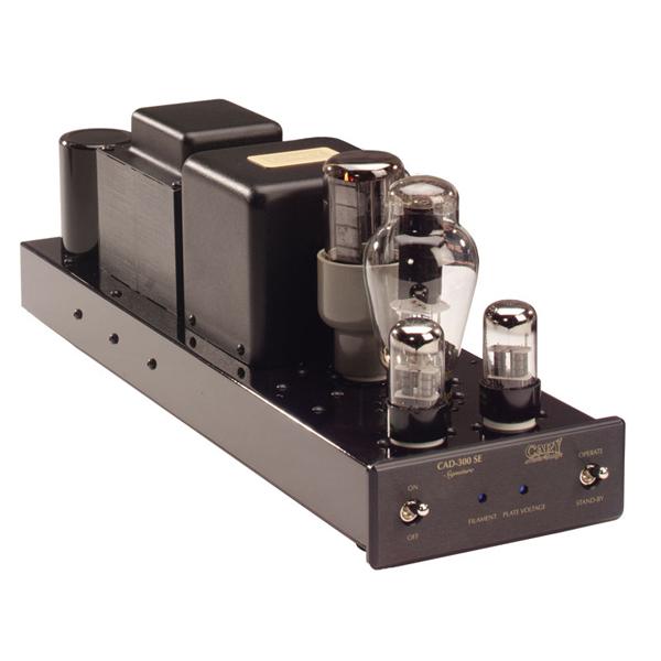 Ламповый моноусилитель мощности Cary Audio Design CAD 300 купить в интернет-магазине...