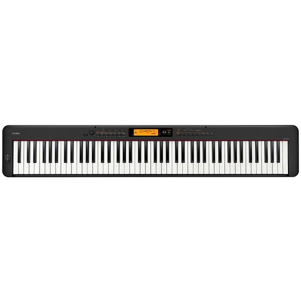 лучшая цена Цифровое пианино Casio CDP-S350 Black