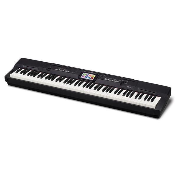 Цифровое пианино Casio Privia PX-360MBK цена и фото