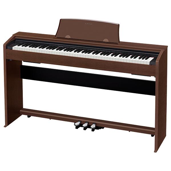 Цифровое пианино Casio Privia PX-770BN цена и фото