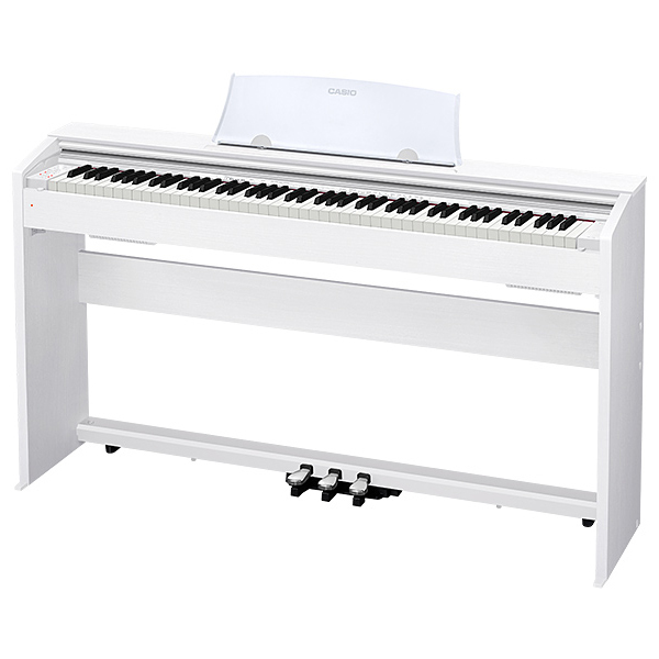 Цифровое пианино Casio Privia PX-770WE casio privia px 860 white