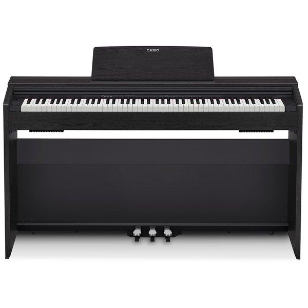 Цифровое пианино Casio Privia PX-870BK цена и фото