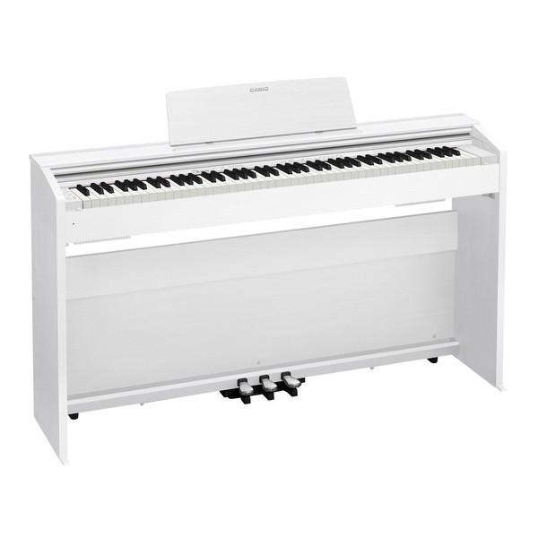 Цифровое пианино Casio Privia PX-870WE цена и фото