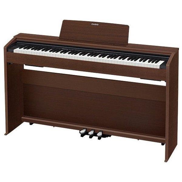 Цифровое пианино Casio Privia PX-870BN цена и фото