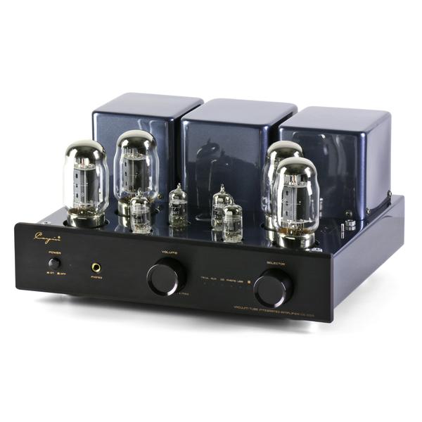 Ламповый стереоусилитель Cayin CS-55A (KT88) Black 50pcs lot buk9237 55a to 252