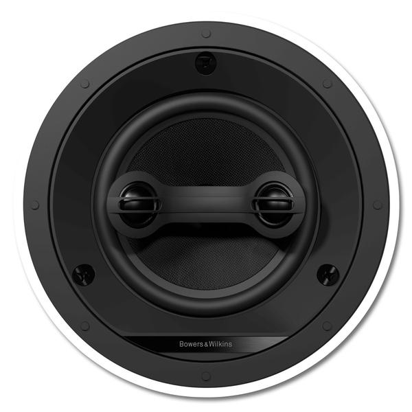 Встраиваемая акустика B&W CCM 664 SR White (1 шт.) цена и фото