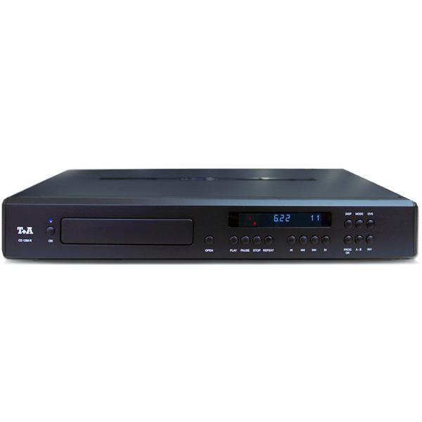 CD проигрыватель T+A CD 1260 R Black цена