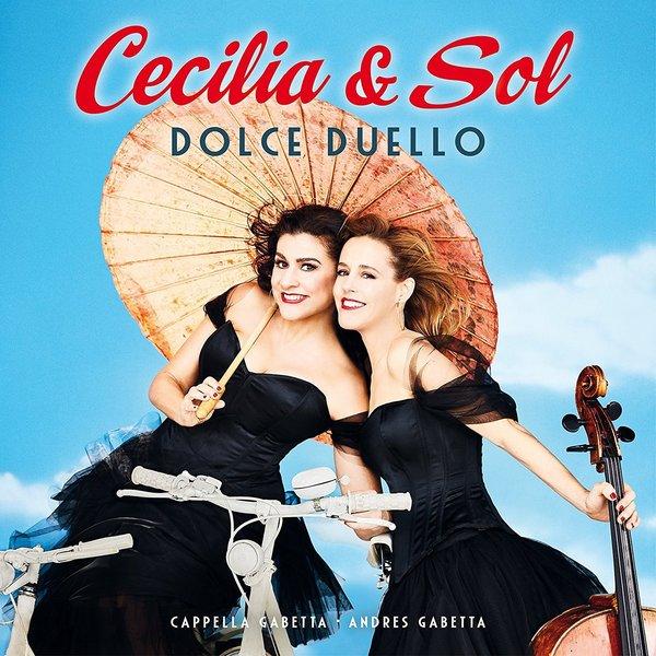 Cecilia Bartoli Sol Gabetta Cecilia Bartoli Sol Gabetta - Dolce Duello (2 Lp, Colour) цена