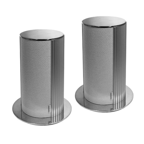 Полочная акустика Ceratec Effeqt Mini mk III Silver активный сабвуфер ceratec vita iii white glass steel silver