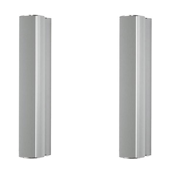Настенная акустика Ceratec Effeqt W MK III Silver активный сабвуфер ceratec vita iii white glass steel silver