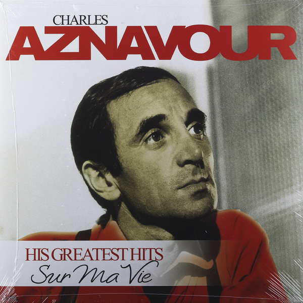 Charles Aznavour Charles Aznavour - Sur Ma Vie: His Greatest Hits сумка charles