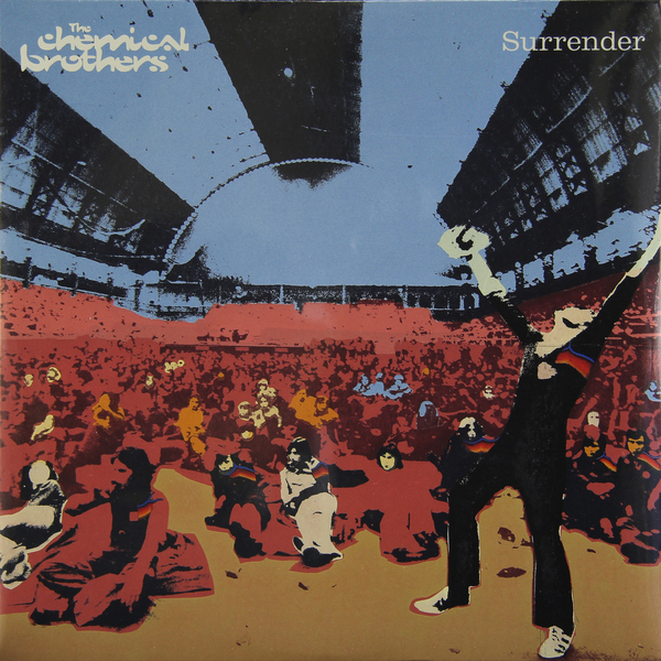 Chemical Brothers Chemical Brothers - Surrender (2 Lp, 180 Gr) пуховик детский obo brothers 2014