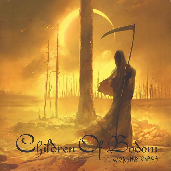 Children Of Bodom Children Of Bodom - I Worship Chaos chaos панама chaos stratus sombrero
