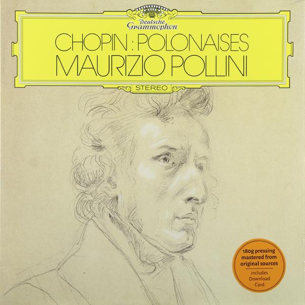лучшая цена Chopin ChopinMaurizio Pollini - : Polonaise Nos.1-7