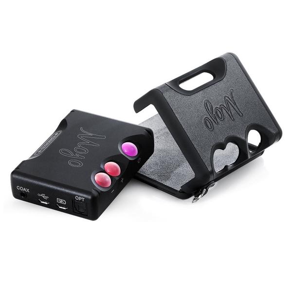 Чехол Chord Electronics Mojo Leather Case Black цена и фото