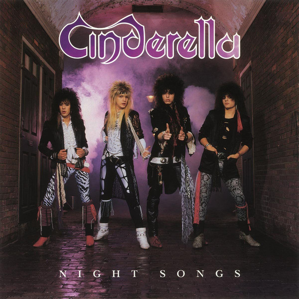 Cinderella Cinderella - Night Songs cinderella cinderella night songs
