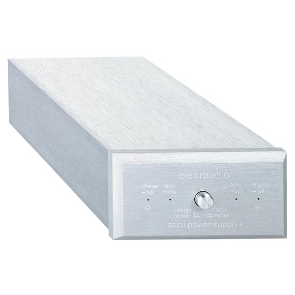 Фонокорректор Clearaudio Выносная батарея для фонокорректора Accu Power+