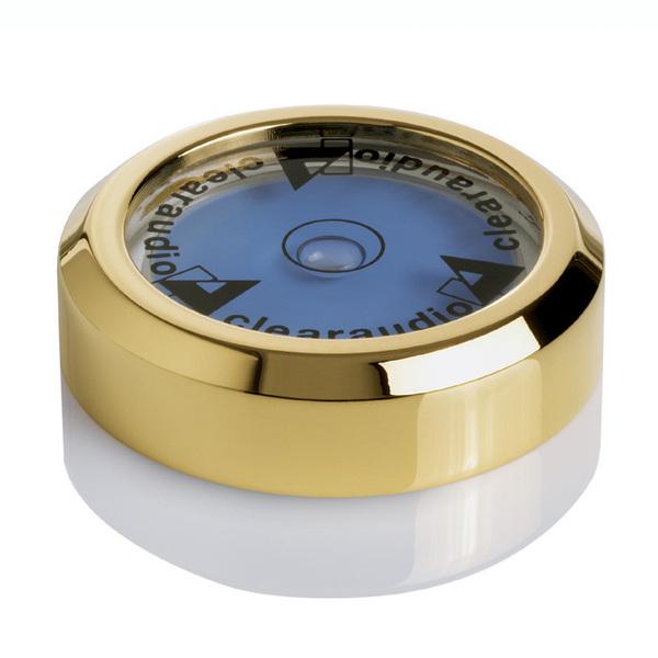 купить Товар (аксессуар для винила) Clearaudio Уровень для установки Level Gauge Gold онлайн