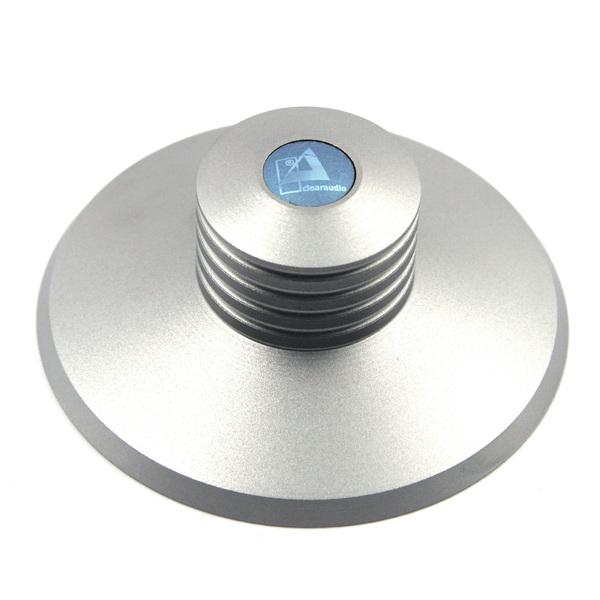 Прижим для виниловых пластинок Clearaudio Quadro Clamp прижим для виниловых пластинок clearaudio outer limit