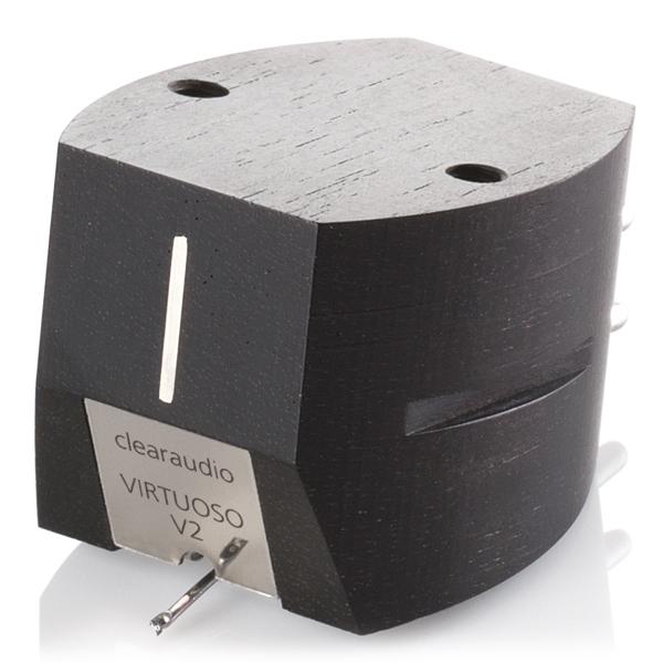 Головка звукоснимателя Clearaudio Virtuoso V2 головка звукоснимателя clearaudio da vinci v2
