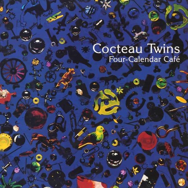 Cocteau Twins Cocteau Twins - Four Calendar Cafe calendar zooper
