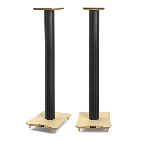 Стойка для акустики Cold Ray S9 Black Tube/Birch стойка для акустики cold ray s6 sm black tube birch