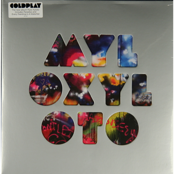 Coldplay Coldplay - Mylo Xyloto coldplay time s arrow