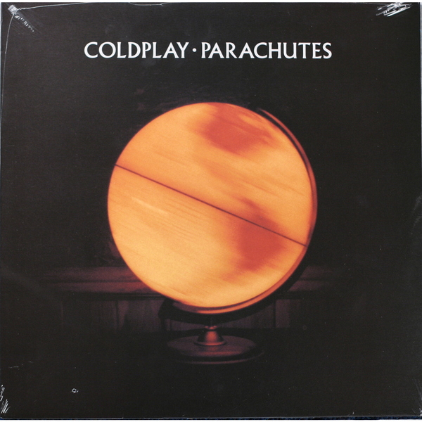 Coldplay Coldplay - Parachutes coldplay time s arrow