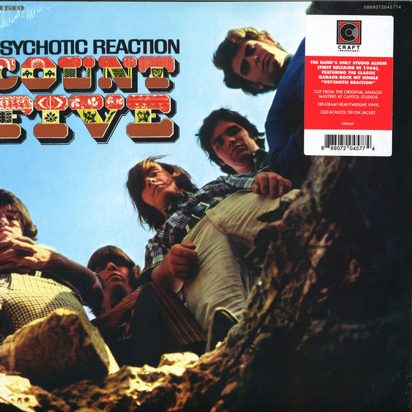Count Five Count Five - Psychotic Reaction count basic count basic sweet spot